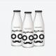 Buy Glass Bottled Milk Online in Delhi NCR at Best