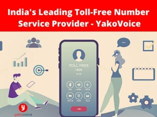 India's Leading Toll-Free Number Service Provider