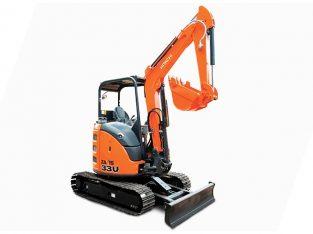 TATA Hitachi Mini Excavator ZAXIS 33 U
