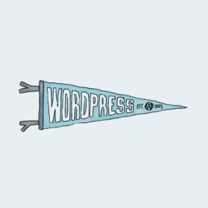 WordPress Pennant